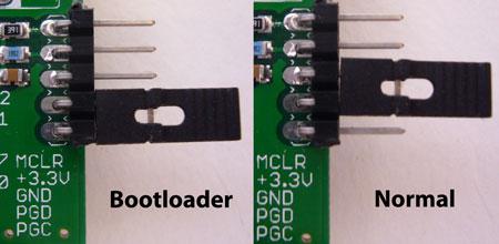 bootloader-pin