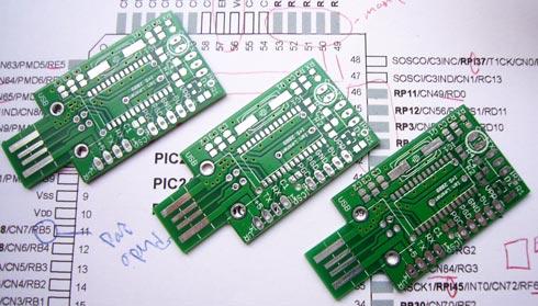 Free PCB Sunday: Infrared receiver/transmitter | Dangerous Prototypes